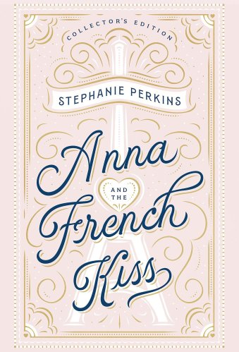 Anna and the French Kiss - Middle Grade Books About Third-Culture Kids