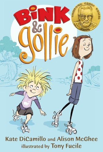 Bink and Gollie - Best Graphic Novels for Elementary Students (K-6)