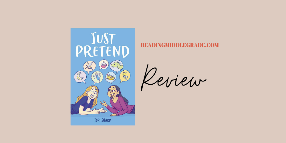 Book Review - Just Petend