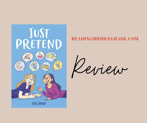 Graphic Novel Review: Just Pretend
