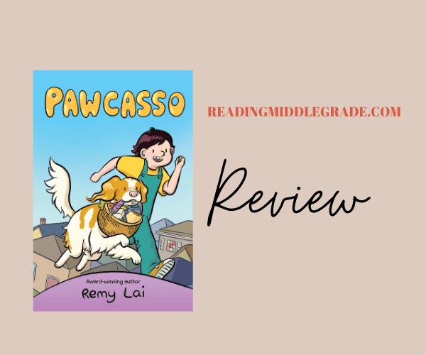 Graphic Novel Review | Pawcasso