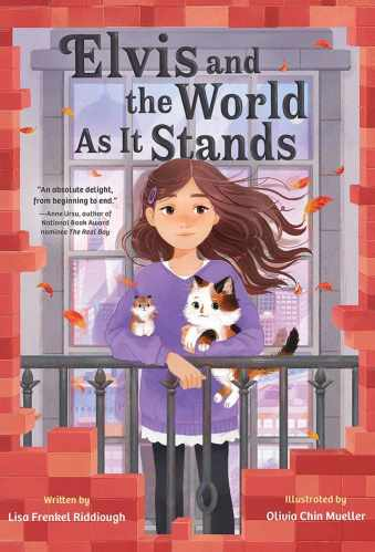 Elvis and the World As It Stands - Best Middle Grade Books Releasing in Fall 2021