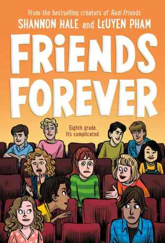 Friends Forever - Best Middle Grade Books Releasing in Fall 2021