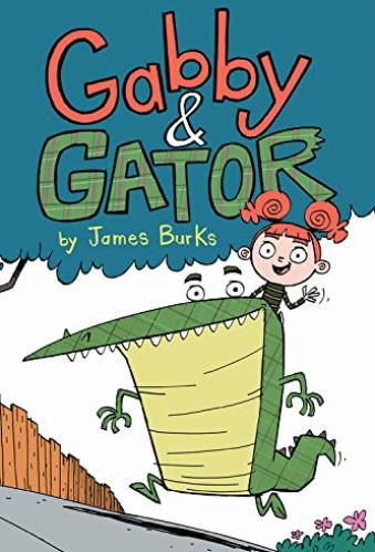 Gabby and Gator - graphic novels for elementary