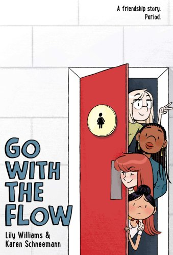 Go With the Flow - best graphic novels for middle school
