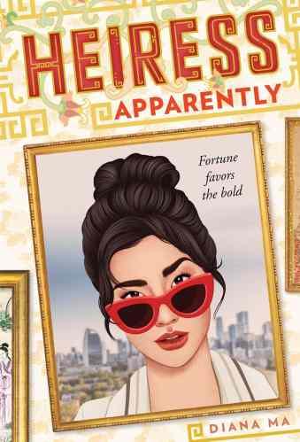 Best Asian YA Books - Heiress Apparently