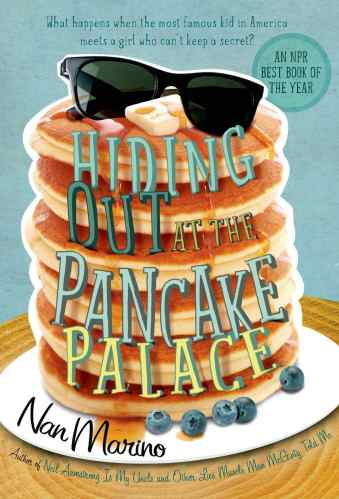 Hiding Out at the Pancake Palace - Best Middle-Grade Books About Music and Musical Theater