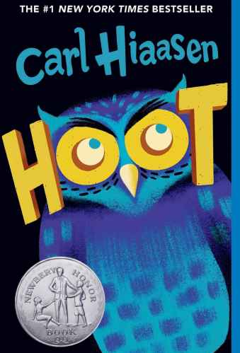 Hoot - Middle Grade Books About Birds