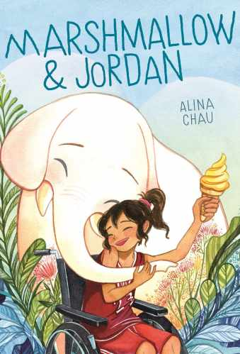 Marshmallow and Jordan - Best Middle Grade Books Releasing in Fall 2021