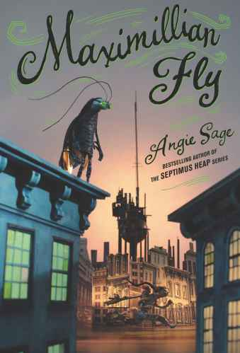 Maximillian Fly - Middle-Grade Books About Animals