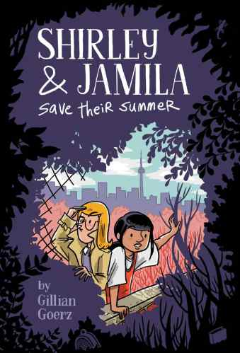 Shirley and Jamila Save Their Summer - Best Middle-Grade Graphic Novels