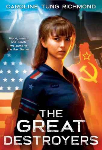 Best Asian YA Books - The Great Destroyers - Caroline Tung Richmond