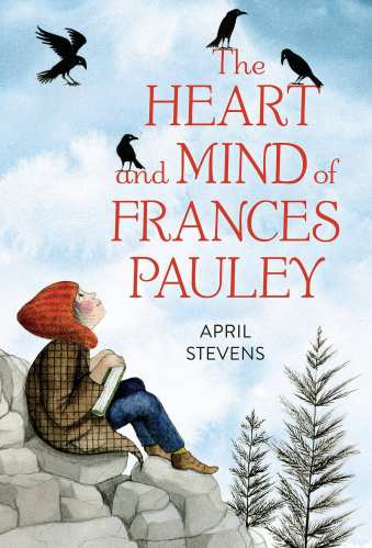 The Life and Mind of Frances Pauley - Middle Grade Books with Shy Protagonists