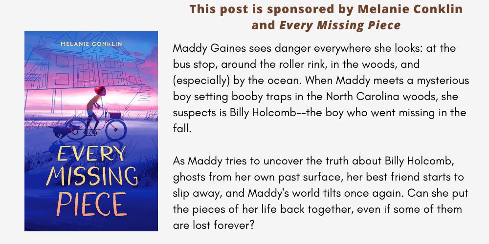 Every Missing Piece - Melanie Conklin