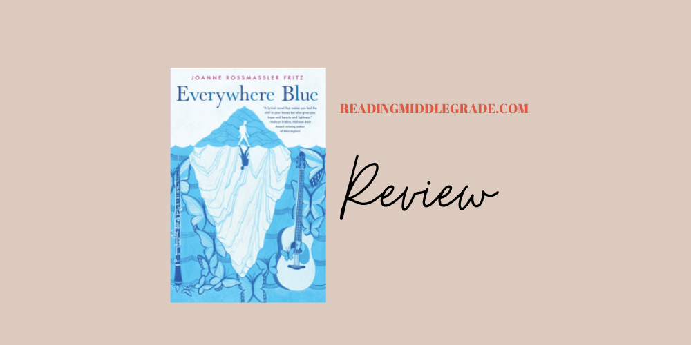 Everywhere Blue - Book Review
