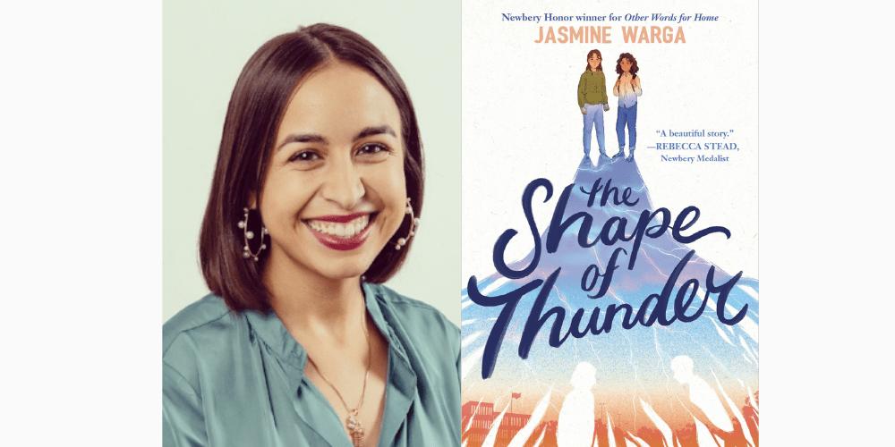 Jasmine Warga - The Shape of Thunder - Author Interview