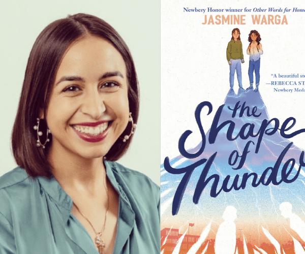 Jasmine Warga on The Shape of Thunder (+ Giveaway!)