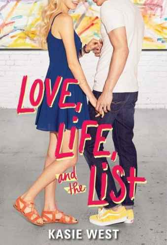 Love, Life and the List - YA Books About Mental Illness