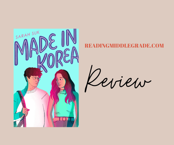 Review | Made in Korea (+ Giveaway)