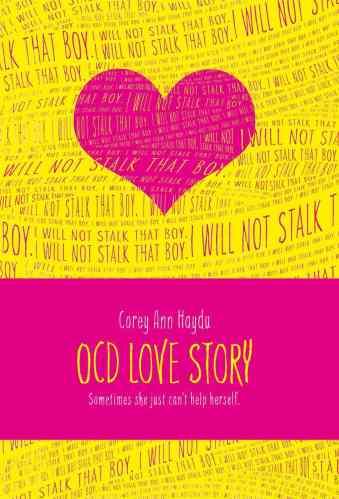 OCD Love Story - YA Books About Mental Illness