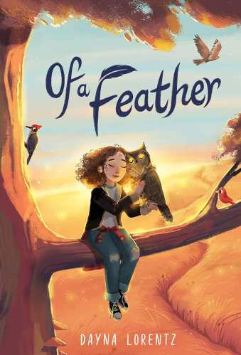 Of a Feather - Middle Grade Books About Birds