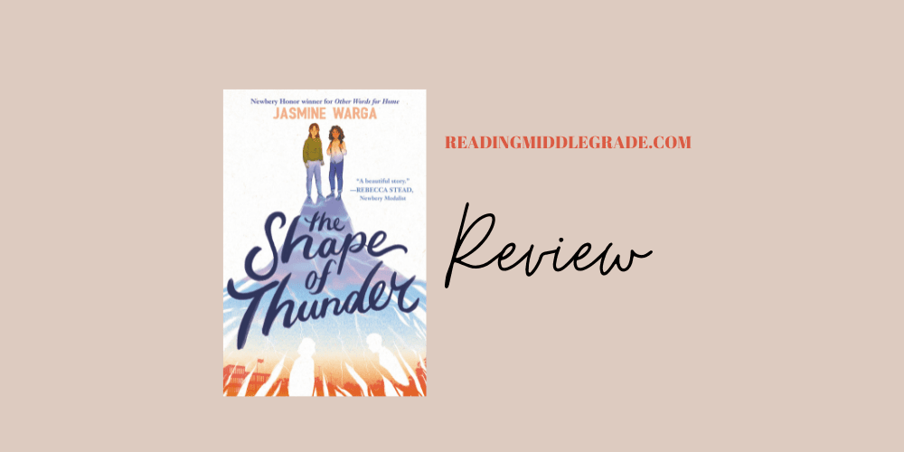 The Shape of Thunder - Book Review