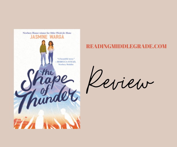 Review | The Shape of Thunder
