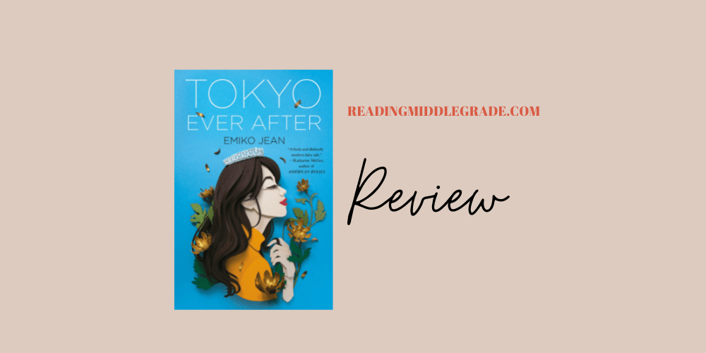 Tokyo Ever After - Book Review