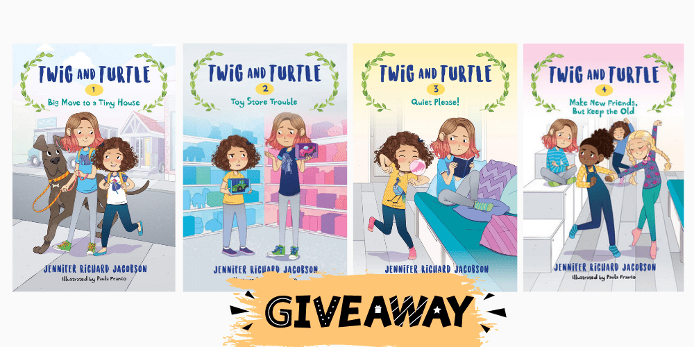 Twig and Turtle Boxed Set Giveaway