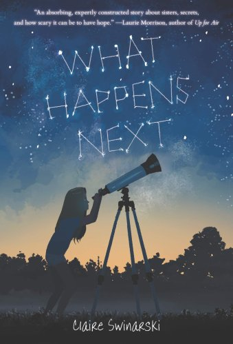 what happens next - middle grade books about mental illness