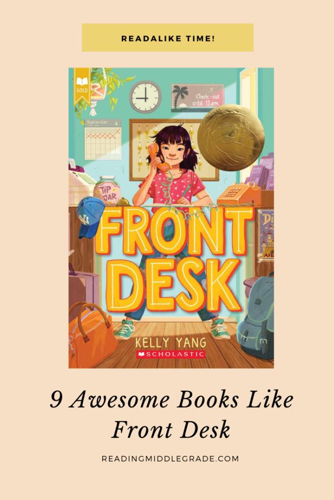 books like front desk