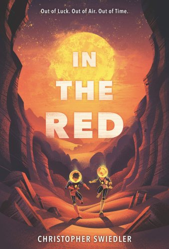 2020 Middle Grade Debut Novels - In the Red