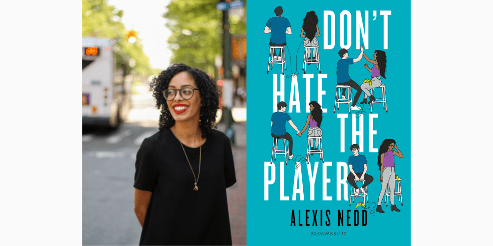 Alexis Nedd - Dont Hate The Player - Author Interview