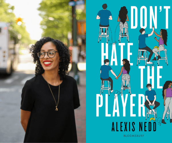 Alexis Nedd on Don't Hate the Player (+Giveaway!)
