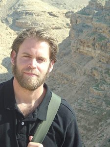 Chris Baron - Author Interview