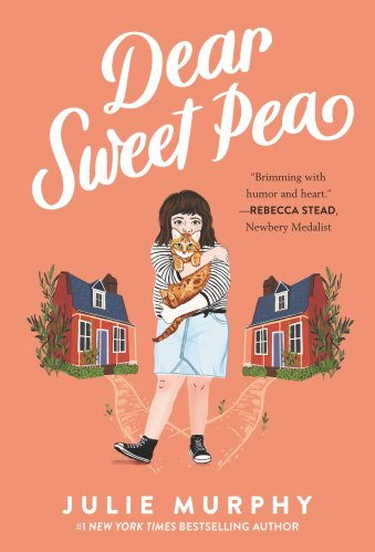 Dear Sweet Pea - Best Middle-Grade Books About Moving