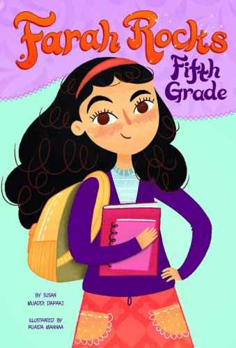 Farah Rocks Fifth Grade - Best Middle Grade Books About Siblings