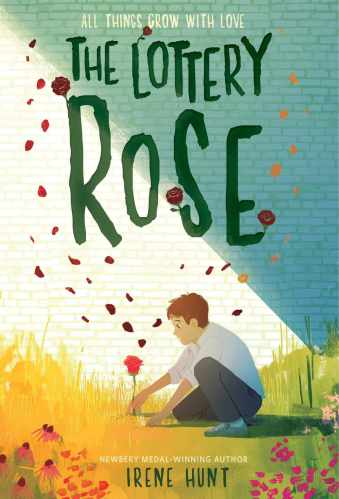 The Lottery Rose - Best Middle Grade Books About Domestic Abuse