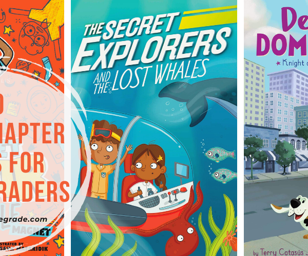 50 Best Chapter Books for Third Graders
