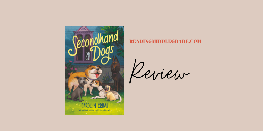 Secondhand Dogs - Book Review