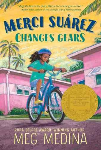 Merci Suárez Changes Gears - Best Feel-Good Middle-Grade Books