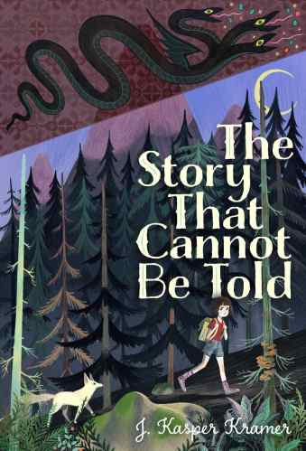 The Story That Cannot Be Told - books for seventh graders