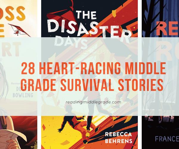 Best Middle Grade Survival Books