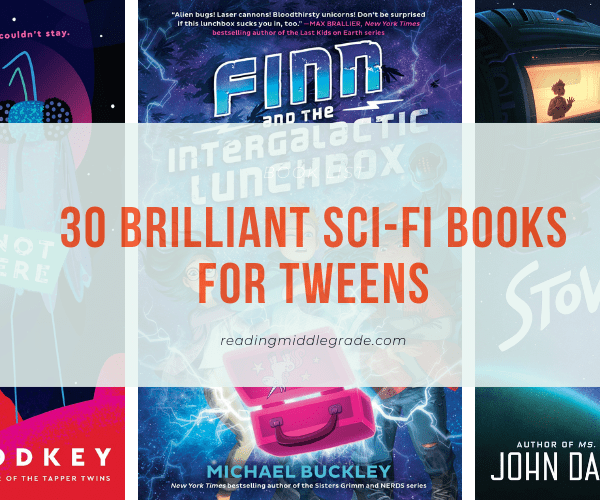 Best Middle Grade Science Fiction Books