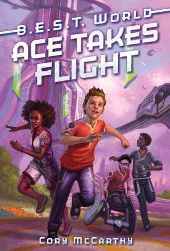 Ace Takes Flight