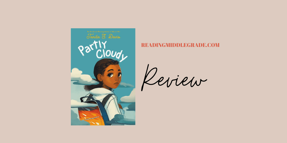 Partly Cloudy - Book Review