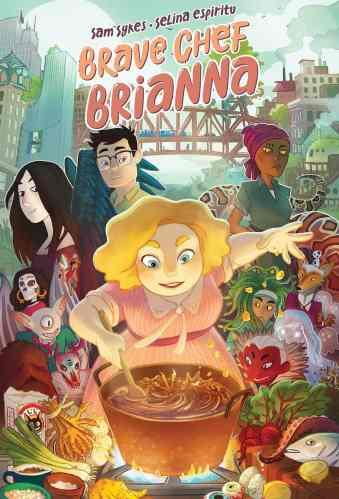 Brave Chef Brianna - Best YA Books About Food