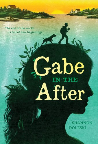 Gabe in the After - 55 Best Upper Middle-Grade Books