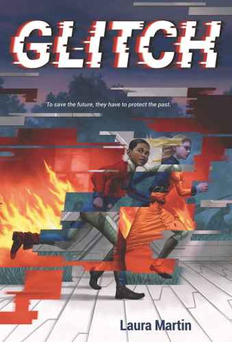 Glitch - Best Middle Grade Science Fiction Books