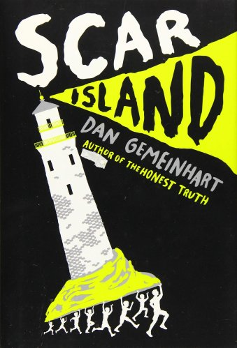 Scar Island - Best Middle Grade Survival Books